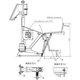 Просеиватель шнековый ПСП-11